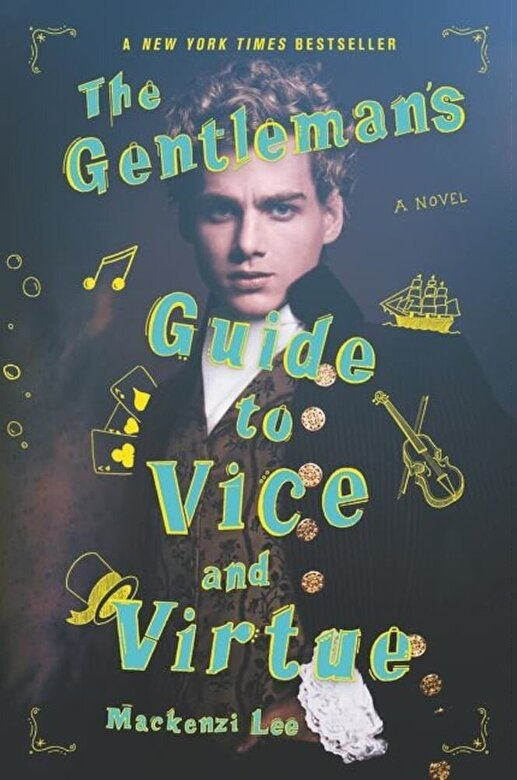 Mackenzi Lee - The Gentleman's Guide to Vice and Virtue, Paperback -