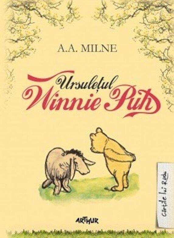 Alan Alexander Milne - Ursuletul Winnie Puh -