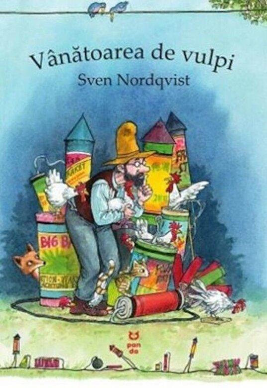 Sven Nordqvist - Vanatoarea de vulpi -