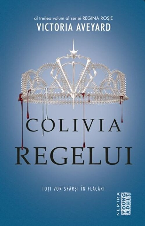 Victoria Aveyard - Colivia regelui(partea a III a) -