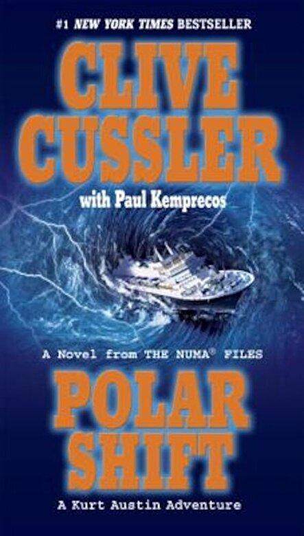Clive Cussler - Polar Shift, Paperback -