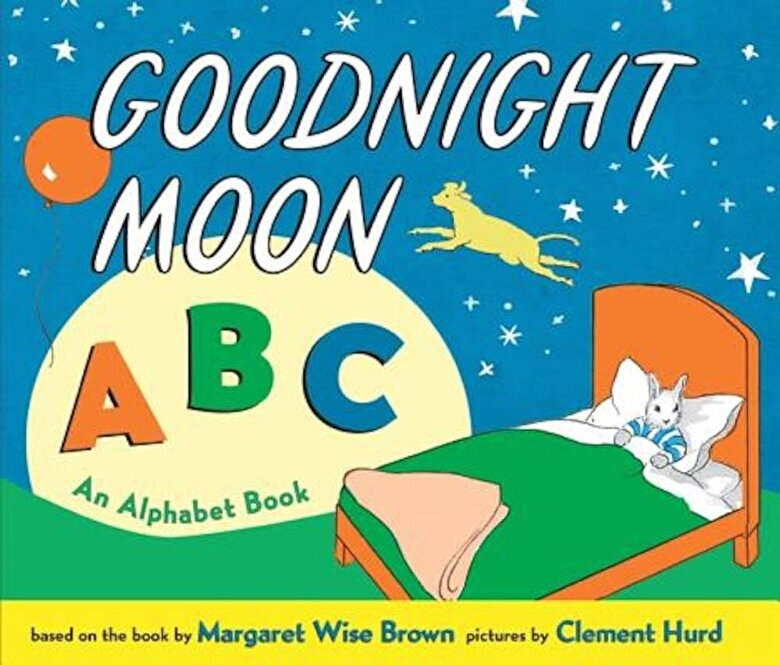 Margaret Wise Brown - Goodnight Moon ABC: An Alphabet Book, Hardcover -