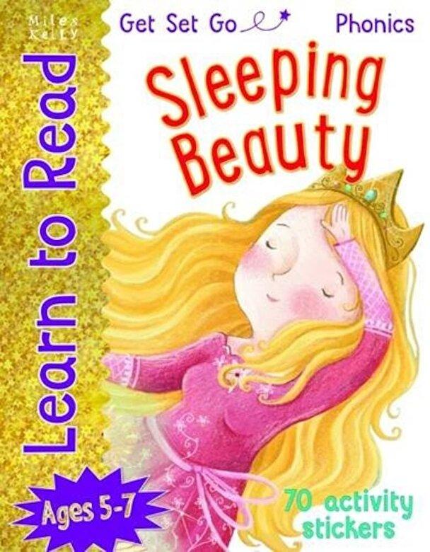 *** - Gsg: Learn To Read: Sleeping Beauty -