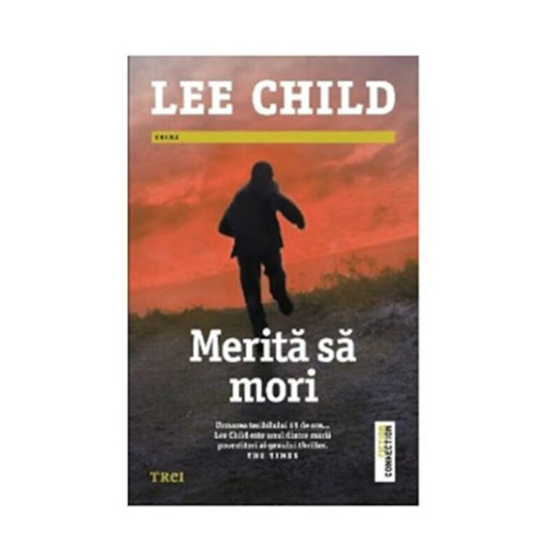 Lee Child - Merita sa mori -