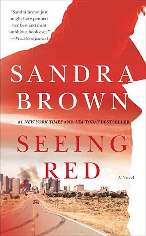 Sandra Brown - Seeing Red, Paperback -