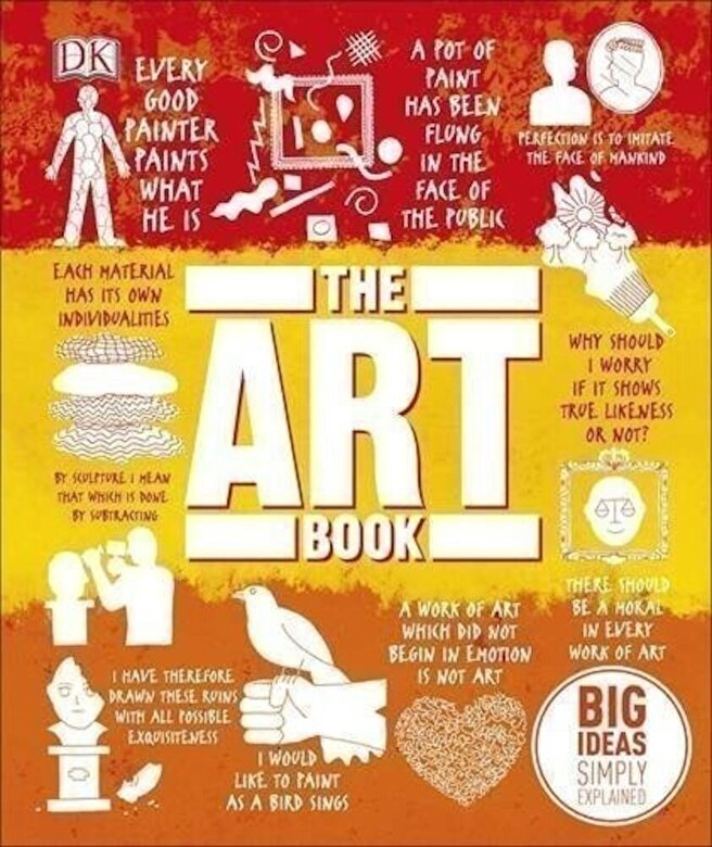 DK - The Art Book: Big Ideas Simply Explained -
