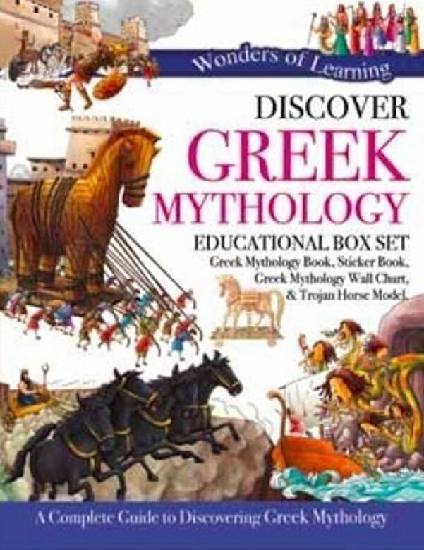 *** - Discover Greek Mythology -