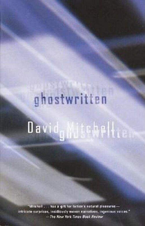 David Mitchell - Ghostwritten, Paperback -