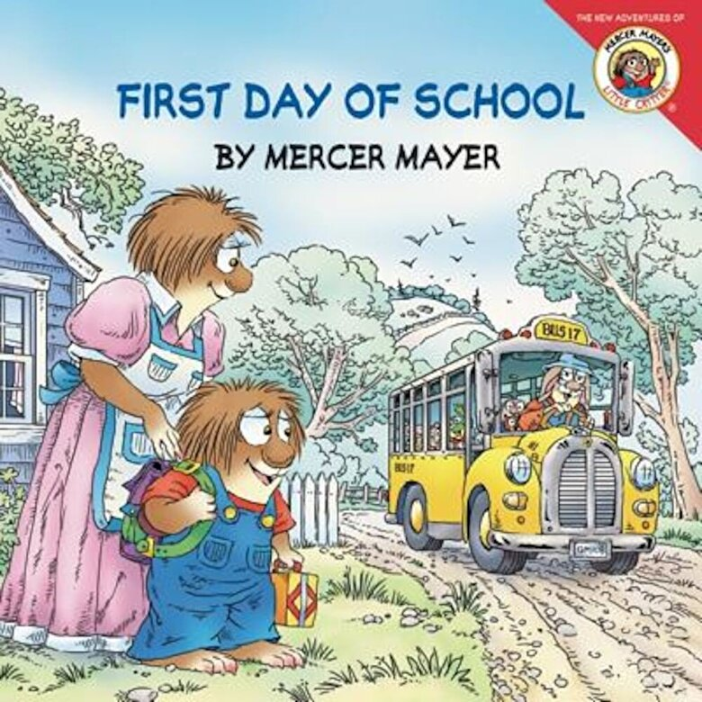 Mercer Mayer - First Day of School, Paperback -