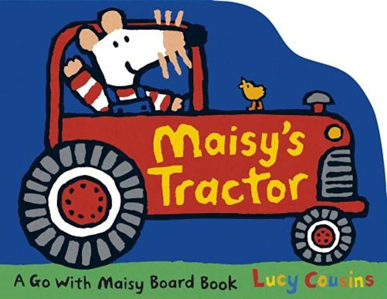Lucy Cousins - Maisy's Tractor, Hardcover -