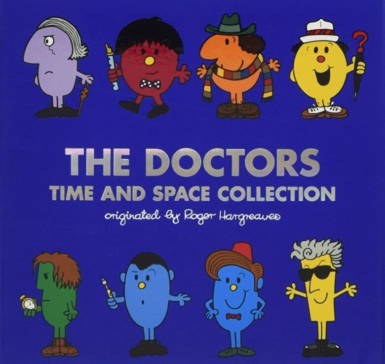 Adam Hargreaves - The Doctors: Time and Space Collection, Paperback -