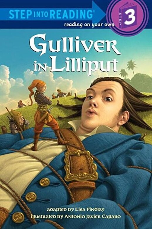 Lisa Findlay - Gulliver in Lilliput, Paperback -