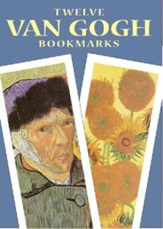 Vincent Van Gogh - Twelve Van Gogh Bookmarks, Paperback -