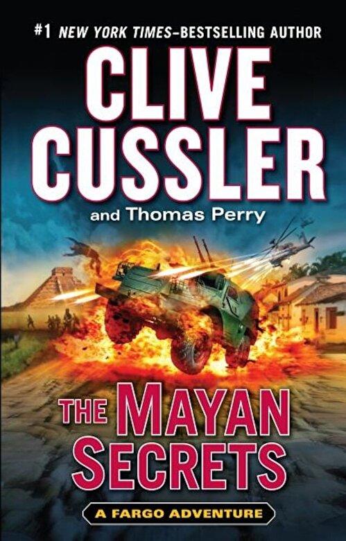 Clive Cussler - The Mayan Secrets, Paperback -