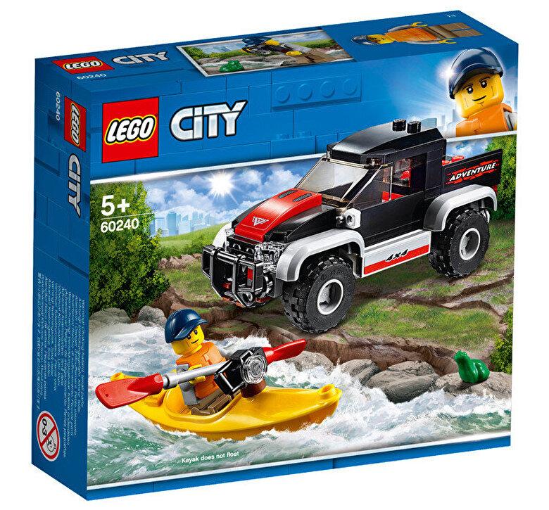 LEGO - LEGO City, Aventura cu caiacul 60240 -