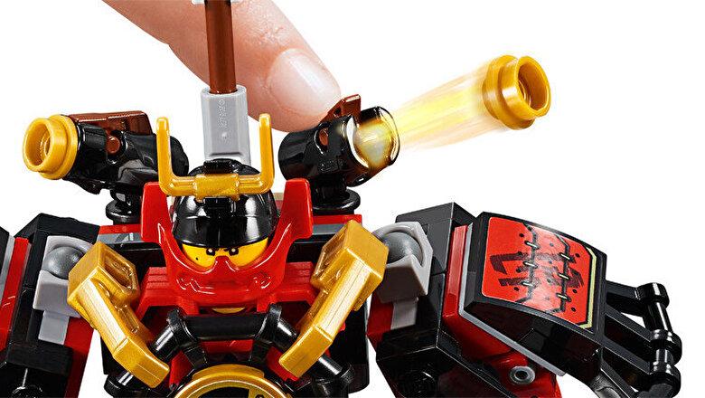 LEGO - LEGO Ninjago, Samurai Mech 70665 -