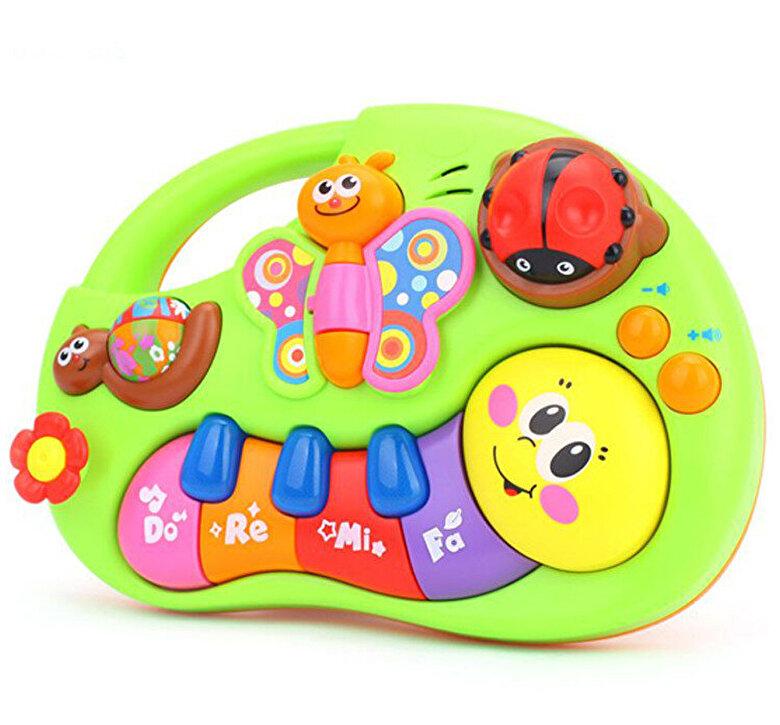 Hola Toys - Pianul animalutelor Hola Toys -