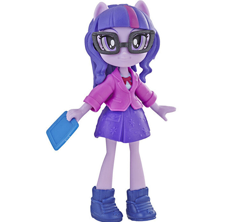 My Little Pony - My Little Pony Equestria Girls - Mini papusa Twilight Sparkle -