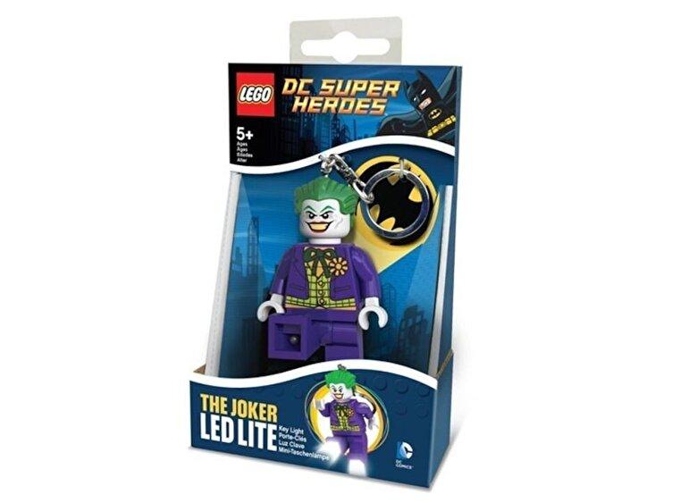 LEGO - LEGO Super Heroes, Breloc cu lanterna - Joker -