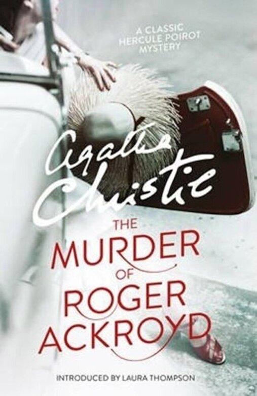 Agatha Christie - The Murder of Roger Ackroyd (Poirot) -