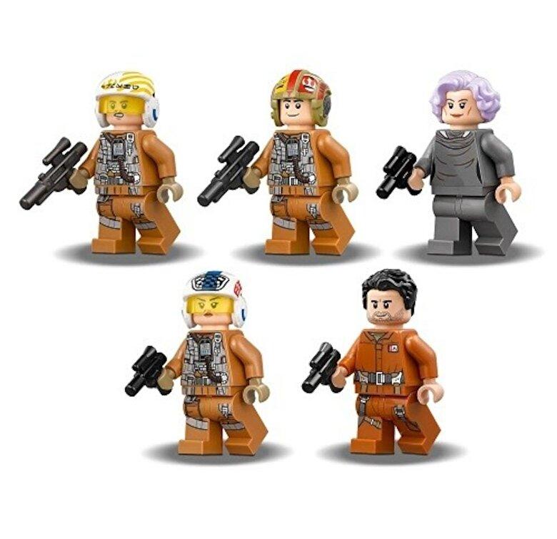 LEGO - LEGO Star Wars, Bombardier al Rezistentei 75188 -