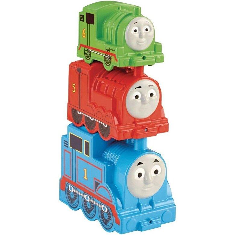 Fisher Price - Thomas & Friends - Set Primele mele locomotive -
