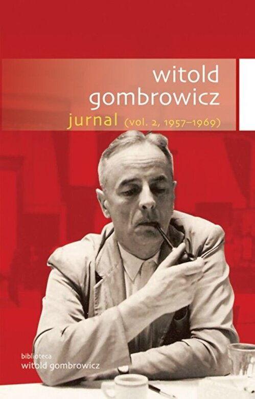 Witold Gombrowicz - Jurnal, Vol. 2, 1957-1969 -