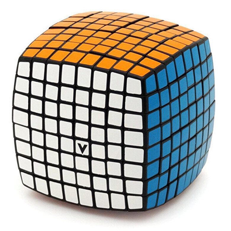 V-Cube - Cub V-Cube 8x8x8, format rotunjit -
