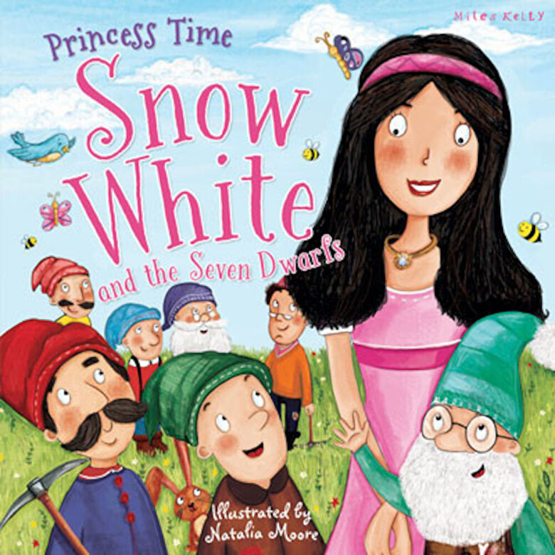 *** - Snow White and the Seven Dwarfs -