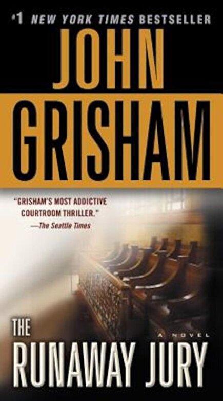 John Grisham - The Runaway Jury, Paperback -