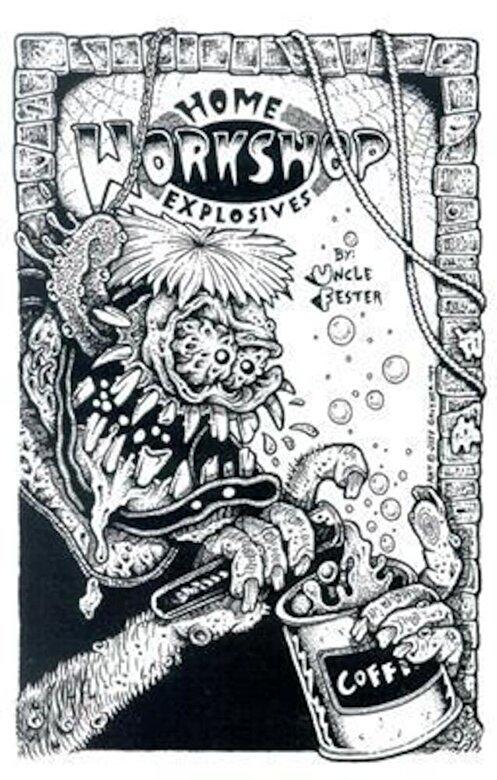 Uncle Fester - Home Workshop Explosives, Paperback -