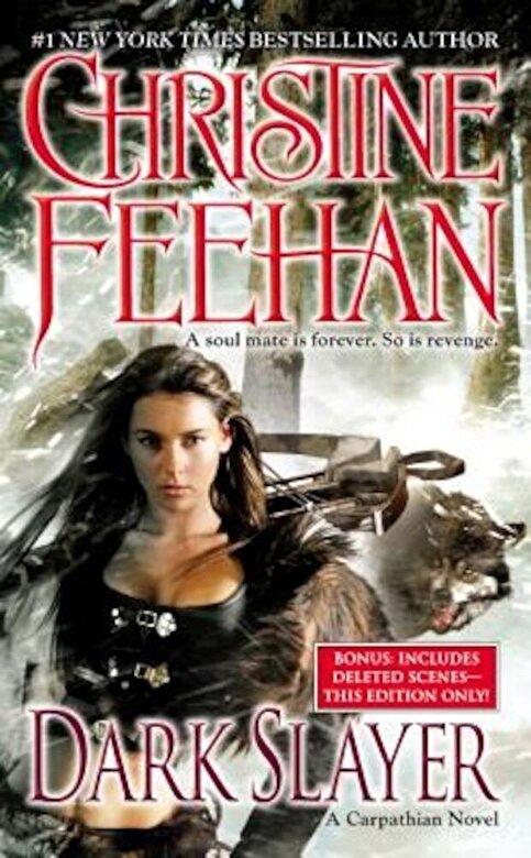 Christine Feehan - Dark Slayer, Paperback -