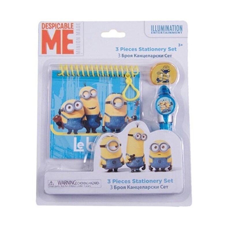 Minions - Minions - Set pix mascota si carnetel -