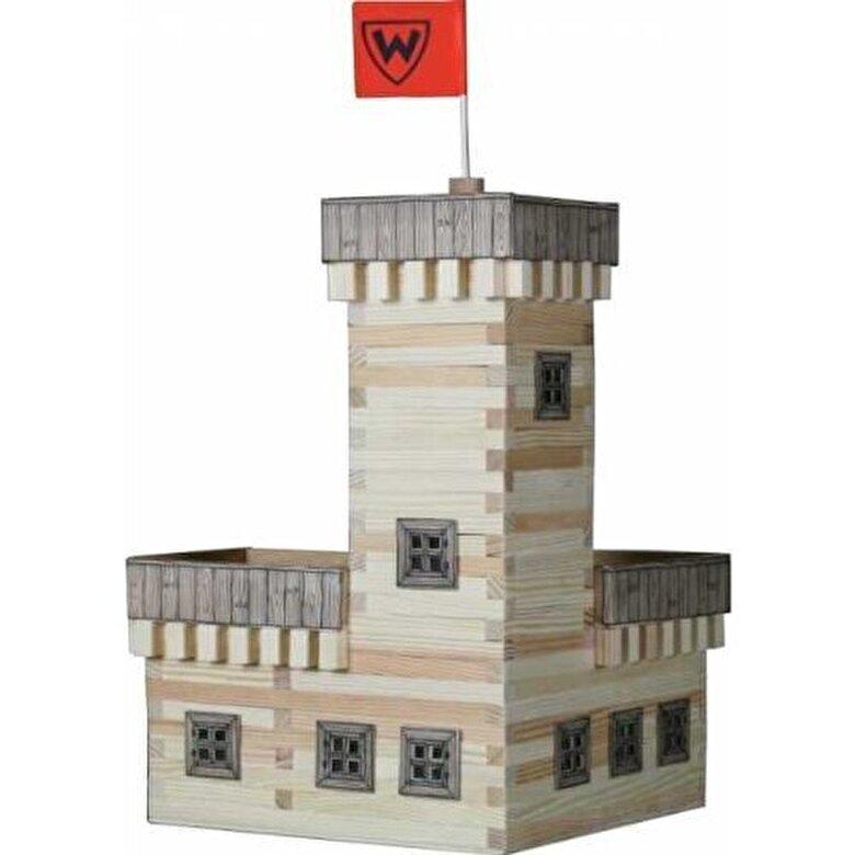 Walachia - Set constructie lemn - Castel de vara -
