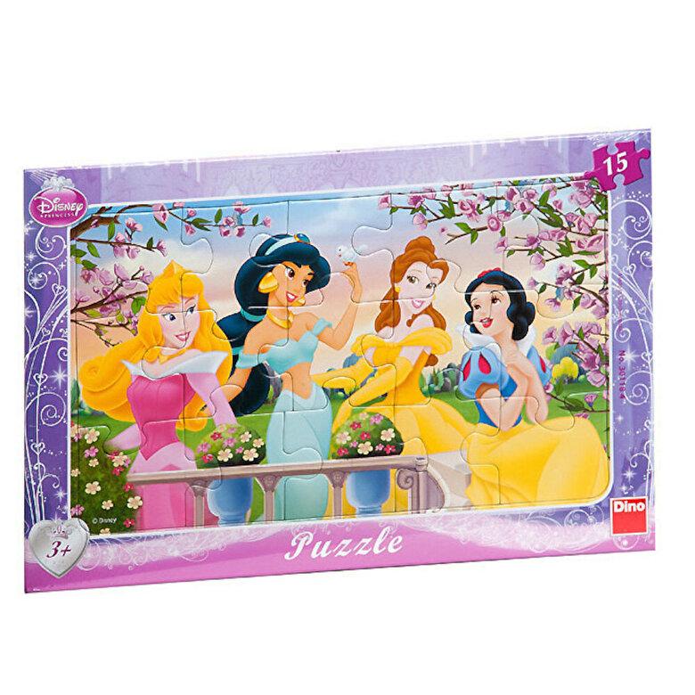DINO TOYS - Puzzle Princess, 15 piese -