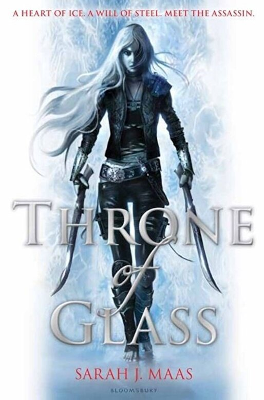 Sarah J. Maas - Throne of Glass -