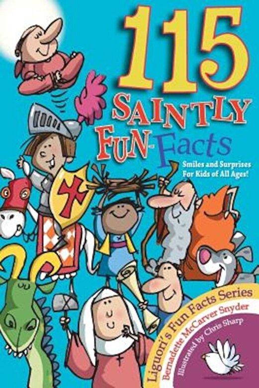Bernadette McCarver Snyder - 115 Saintly Fun Facts, Paperback -