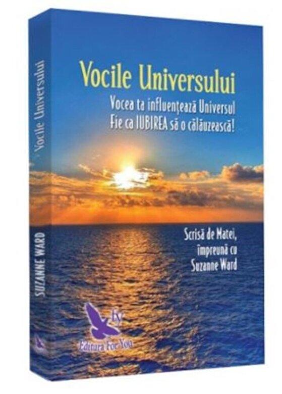 Suzanne Ward - Vocile universului (editie revizuita) -