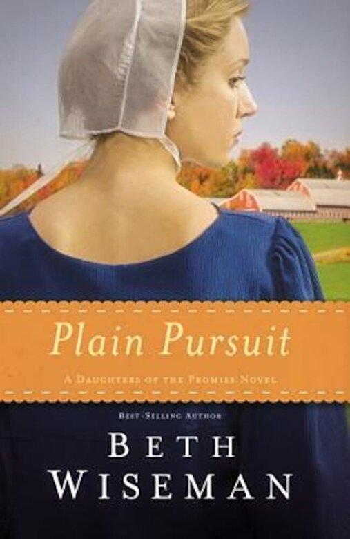 Beth Wiseman - Plain Pursuit, Paperback -