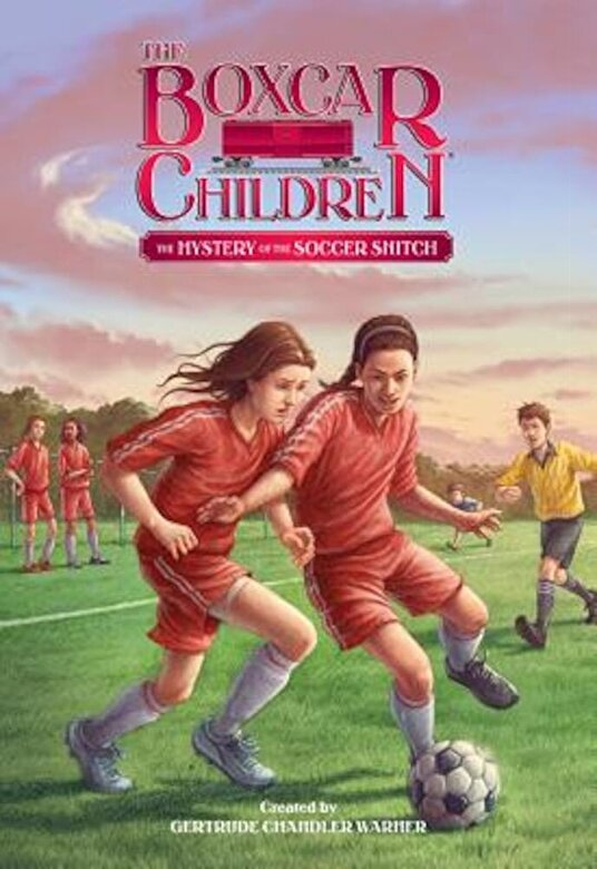 Gertrude Chandler Warner - The Mystery of the Soccer Snitch, Paperback -