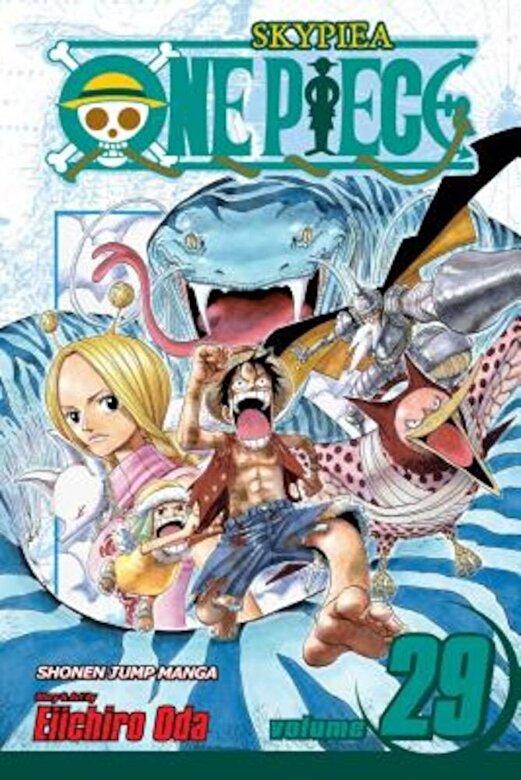 Eiichiro Oda - One Piece, Volume 29, Paperback -