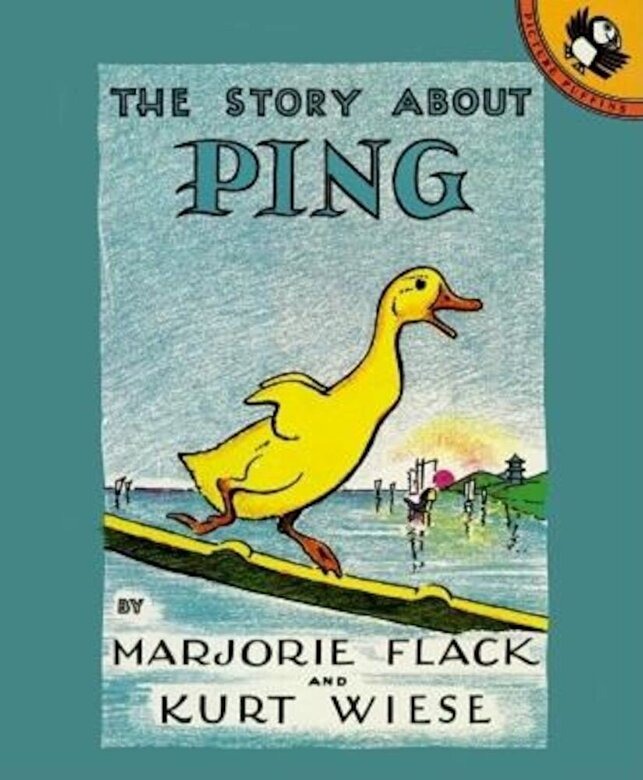 Marjorie Flack - The Story about Ping, Paperback -