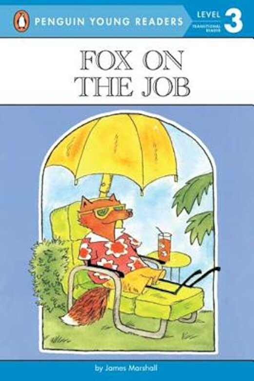 James Marshall - Fox on the Job: Level 3, Paperback -