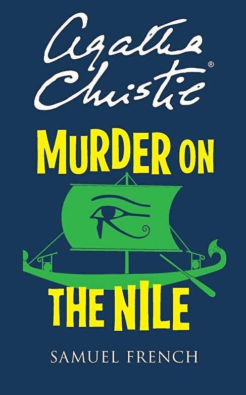 Agatha Christie - Murder on the Nile, Paperback -