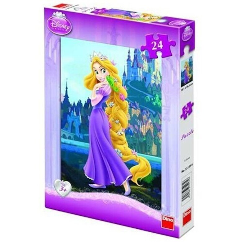 DINO TOYS - Puzzle Rapunzel, 24 piese -