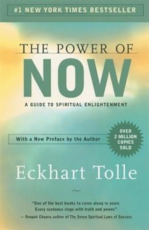 Eckhart Tolle - The Power of Now: A Guide to Spiritual Enlightenment, Paperback -