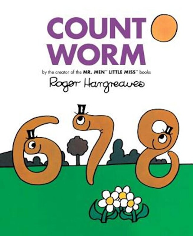Roger Hargreaves - Count Worm, Hardcover -