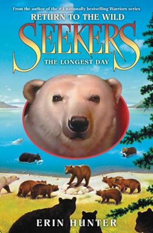 Erin Hunter - Seekers: Return to the Wild #6: The Longest Day, Hardcover -
