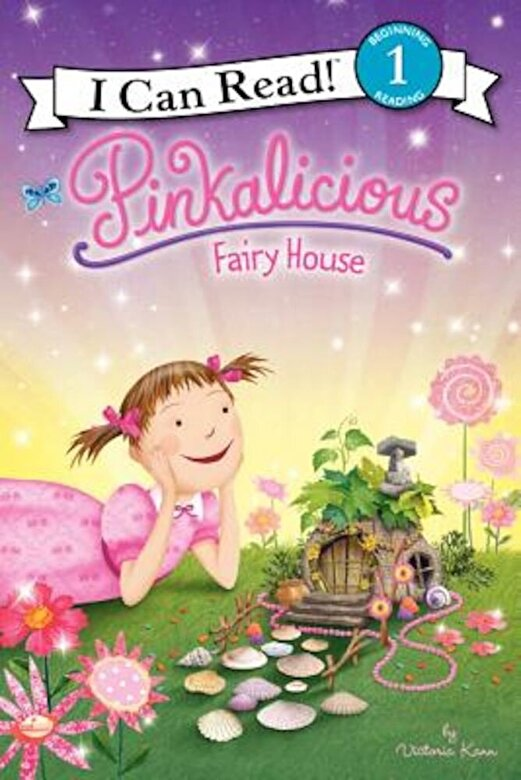 Victoria Kann - Pinkalicious: Fairy House, Paperback -