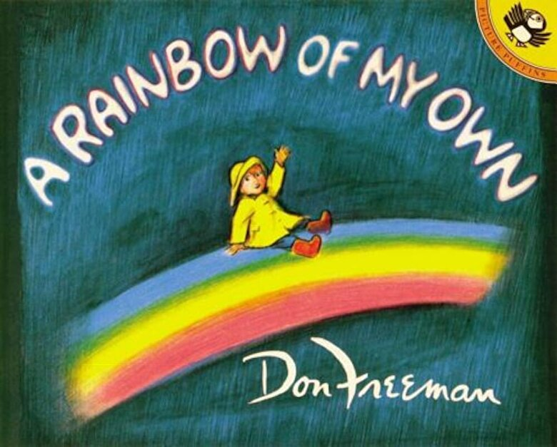 Don Freeman - A Rainbow of My Own, Paperback -